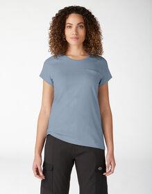 T-shirt Temp-iQ™ Performance pour femmes - Fog Blue (FE)