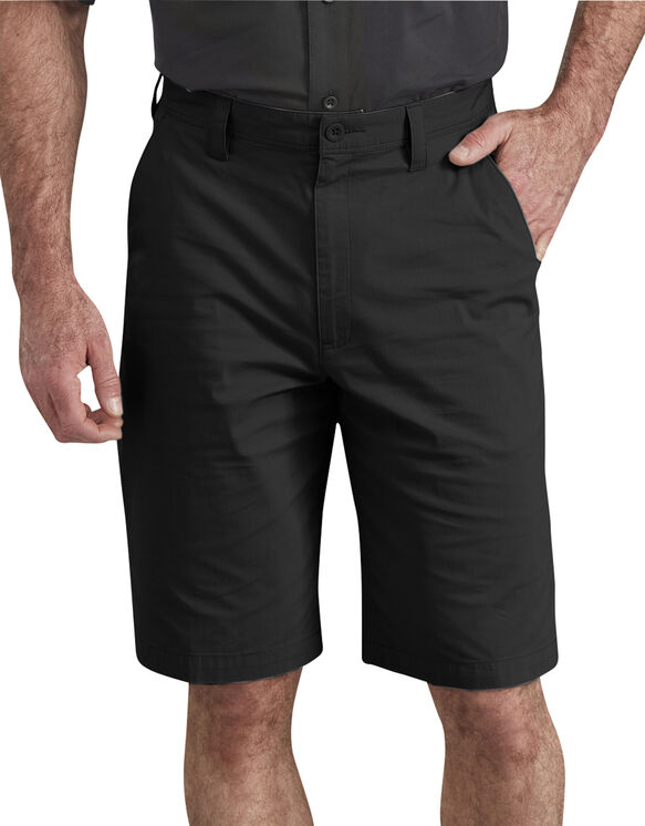 "11"" Temp-iQ Performance Hybrid Utility Shorts - Black (BK)"