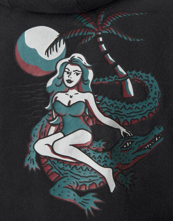 Jaime Foy Signature Collection Hoodie - Black (BK)