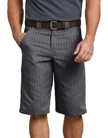 "13"" Regular Fit Shadow Stripe Shorts - Graphite Gray (GA)"