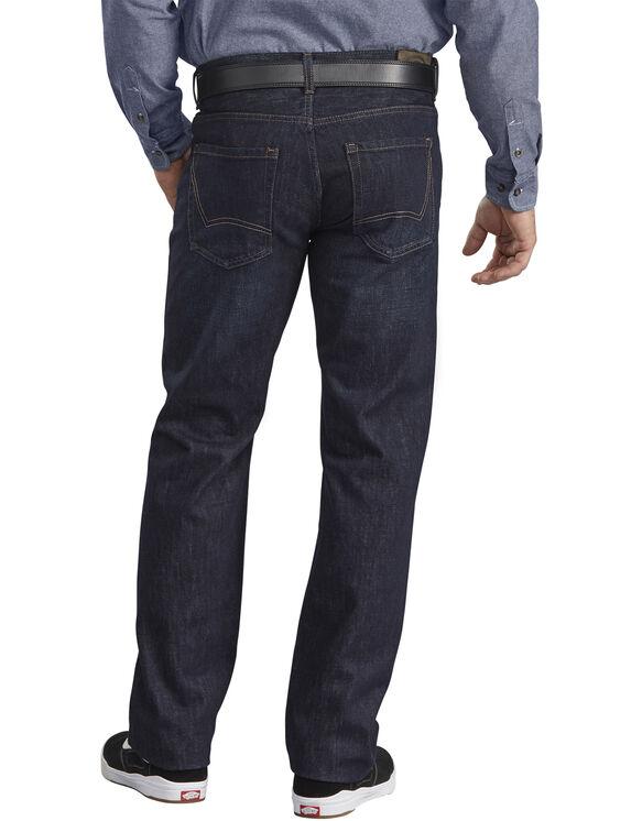 Jeans à 5 poches - coupe régulière - Dark Indigo Blue (HDI)