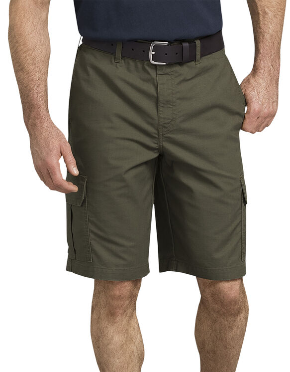 Short cargo antidéchirure Tough Max™ de 11 po - Moss Green (RMS)
