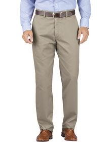 Pantalon kaki Dickies décontracté à jambe fuselée et ceinture confortable - Sable du désert rincé (RDS)