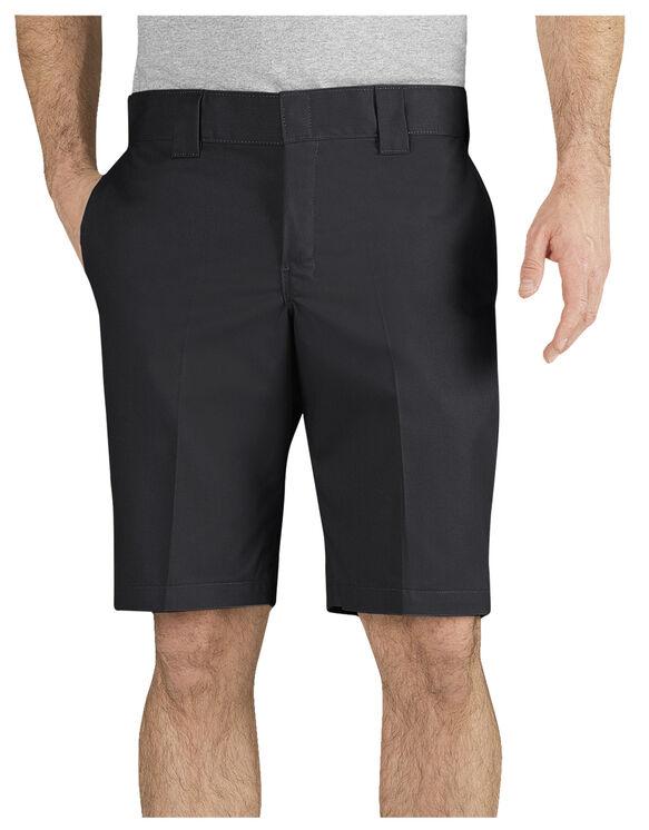 "FLEX 11"" Slim Fit Work Shorts - Black (BK)"