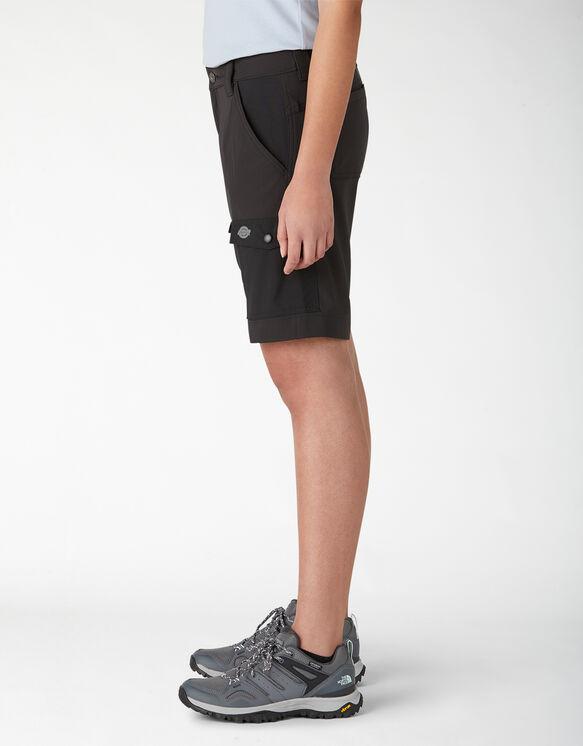 Women's Cooling Temp-iQ™ Cargo Shorts - Black (BK)