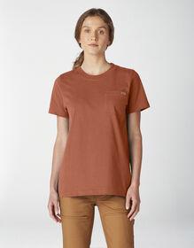 T-shirt épais pour femmes - Auburn (AN1)