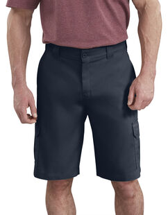 "11"" Active Waist Cargo Shorts - Dark Navy (DN)"