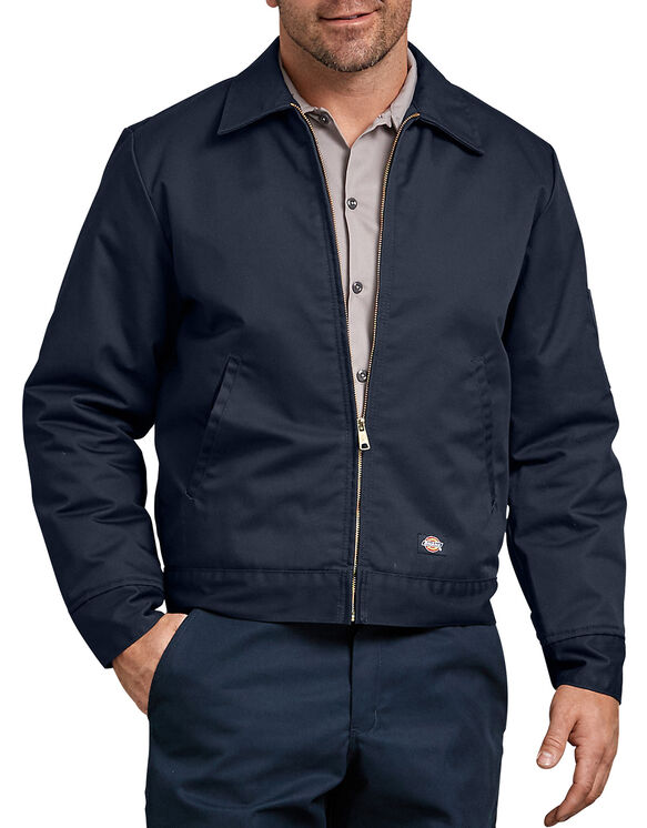 Insulated Eisenhower Jacket - Dark Navy (DN)