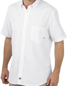 Industrial Flex Comfort Short Sleeve Shirt - White (WH)