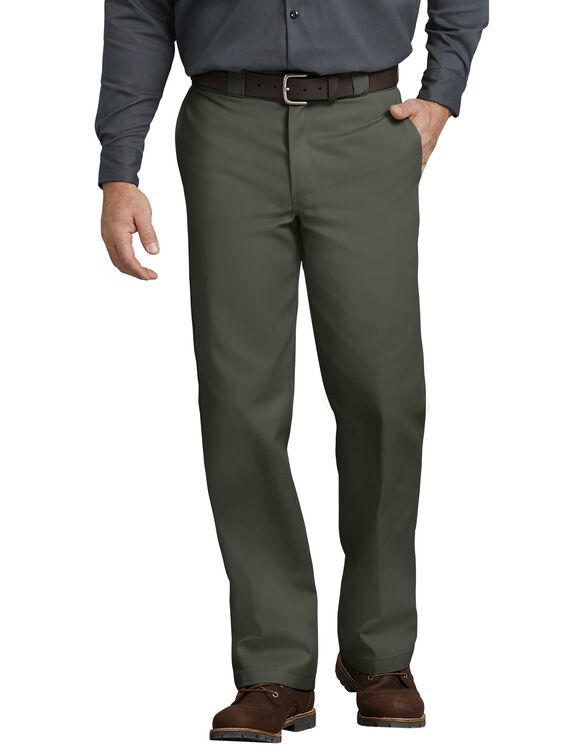 Pantalon de travail Original 874® - Vert olive (OG)