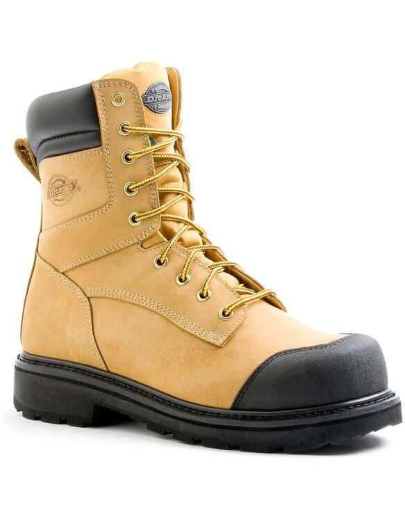 """8"""" Forge Work Boot - TAN (TN)"""
