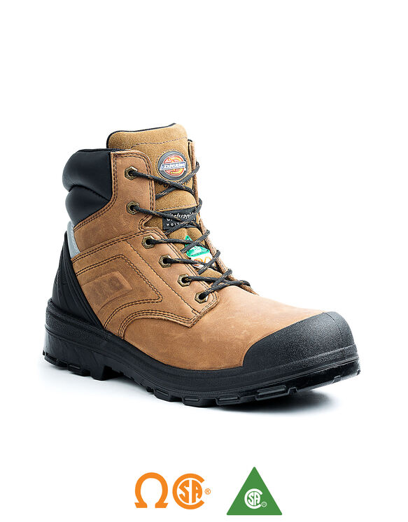 "6"" Overtime Work Boot - BLUE STONE (BN)"