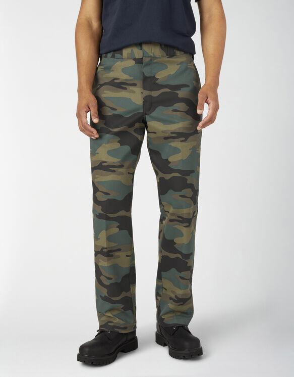 Original 874® Work Pants - Hunter Green Camo (HRC)