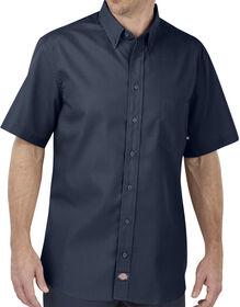 Industrial Flex Comfort Short Sleeve Shirt - Navy Blue (NV)