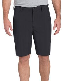 "Regular Fit 10"" Flex Hybrid Short - BLACK (BK)"