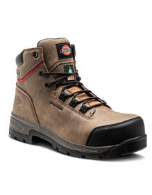 Botte Tractus 6 po - Brown (DW)