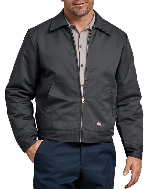 Insulated Eisenhower Jacket - Charcoal Gray (CH)