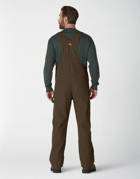 Classic Bib Overalls - Timber Brown (RTB)