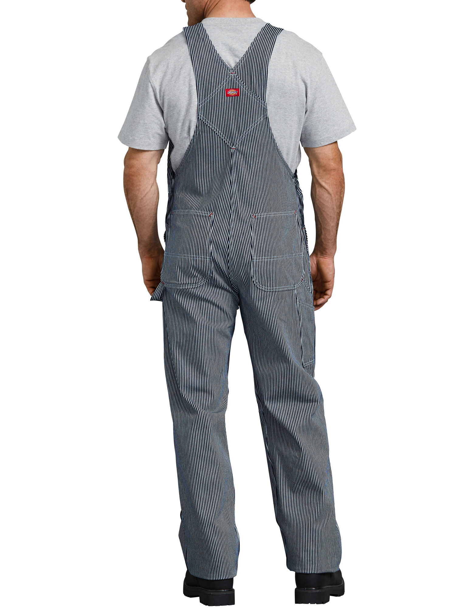 great quality great fit latest style Hickory Stripe Bib Overall