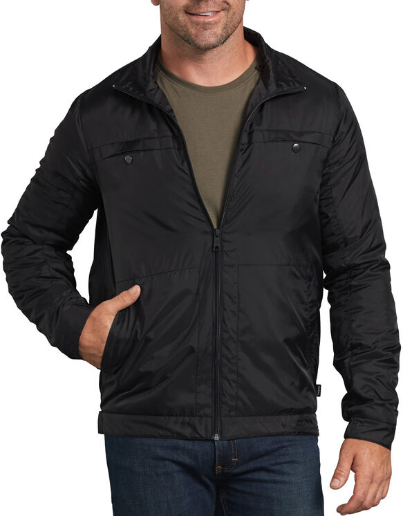 Modern Fit X-Series Nylon Service Jacket - Black (BK)