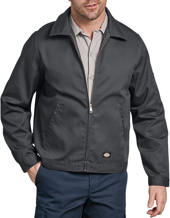 Unlined Eisenhower Jacket - Charcoal Gray (CH)