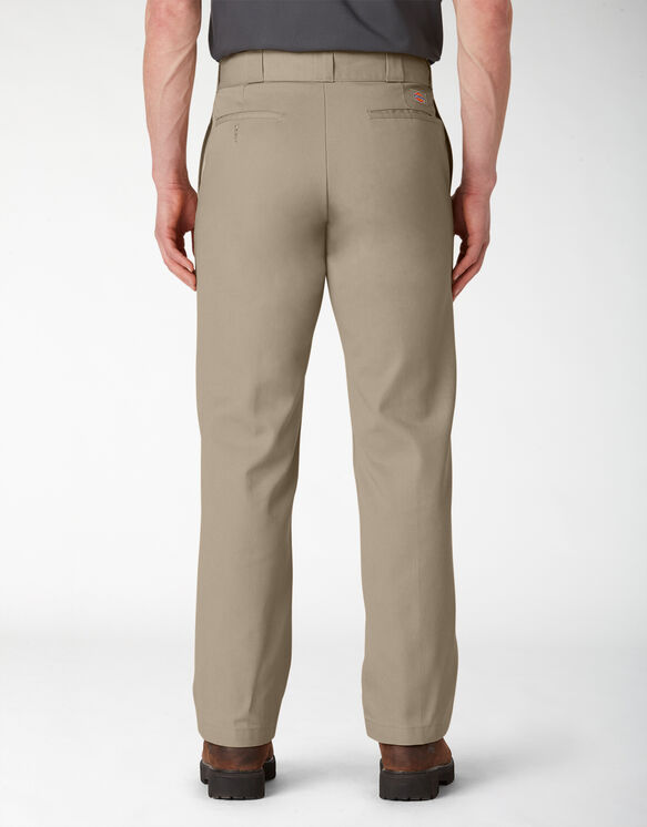 FLEX Temp-iQ™ Cooling Twill Work Pants - Desert Khaki (DS)