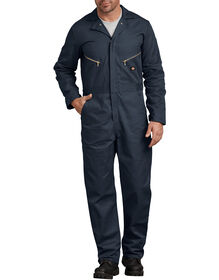 Deluxe Cotton Coveralls - Dark Navy (DN)