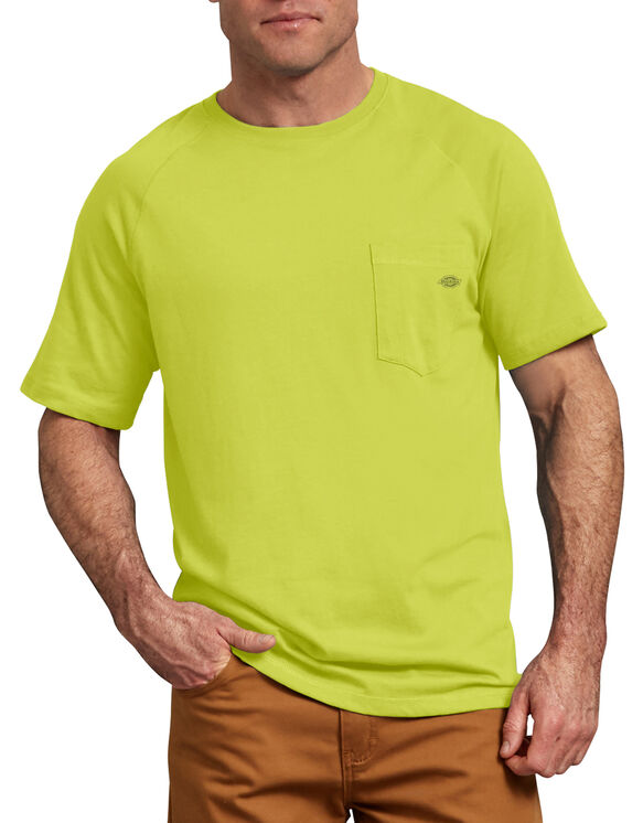 Temp-iQ™ Performance Cooling T-Shirt - Wild Lime (WL)