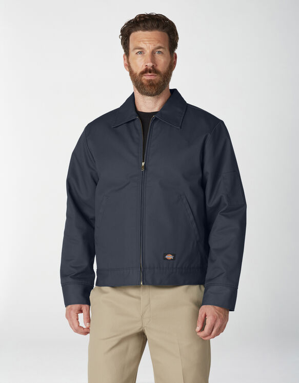 Insulated Eisenhower Jacket - Dark Navy (DN)