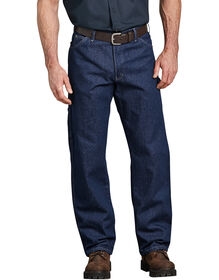 Industrial Carpenter Denim Jean - RINSED INDIGO BLUE (RNB)