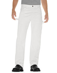 Painter's Utility Pants - White (WH)