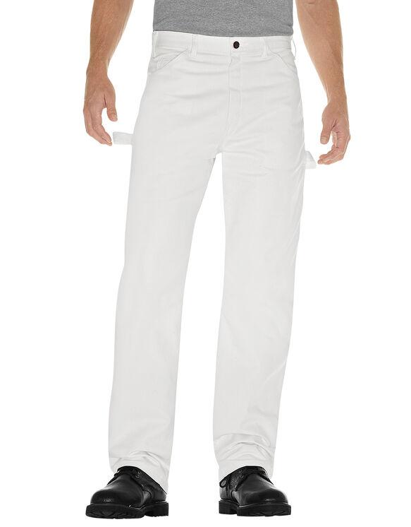 Pantalon utilitaire pour peintres - White (WH)