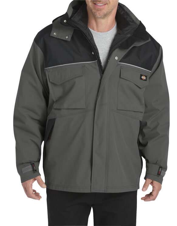 Dickies Pro™ Jasper Extreme Coat - Gravel Gray (VG)