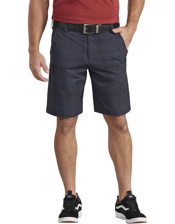 "Regular Fit 10"" Flex Hybrid Short - Diesel Gray Digital Weave Prin (YGD)"