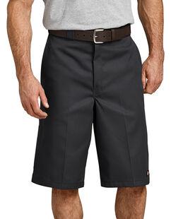 Short de travail de 13 po à poches multiples - Noir (BK)