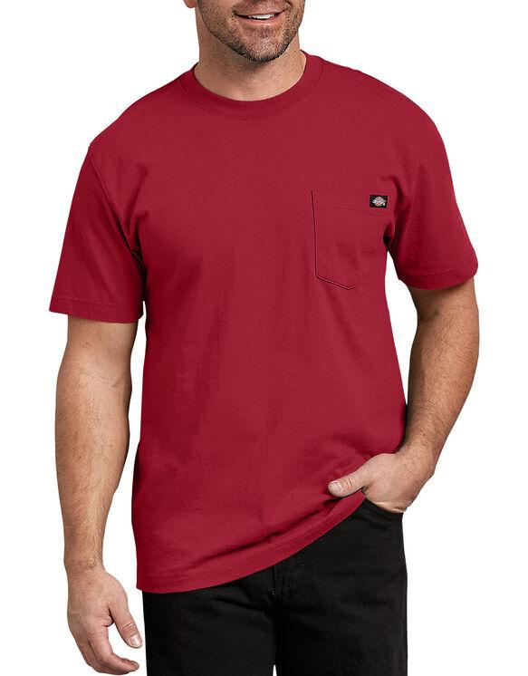 T-shirt épais - English Red (ER)