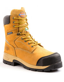 "8"" Tan Stryker Work Boot - TAN (TAN)"
