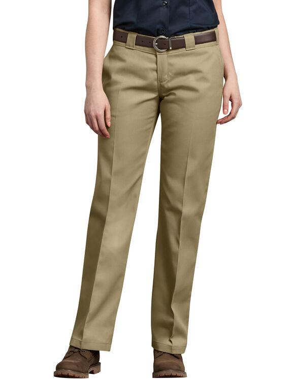 Pantalon de charpentier pour femme - Military Khaki (KH)