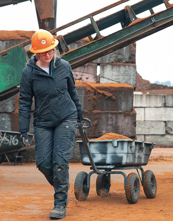 Pantalon de travail performant pour femmes - Black (BK)
