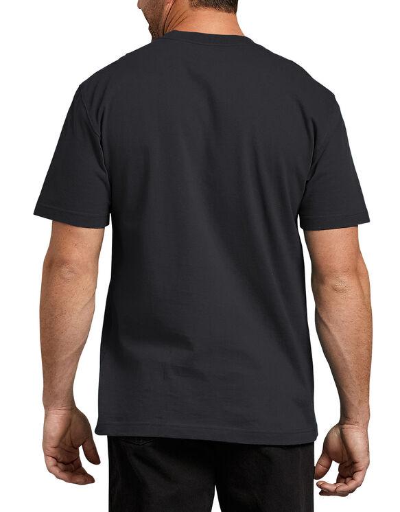 T-shirt épais à encolure ras du cou - Black (BK)