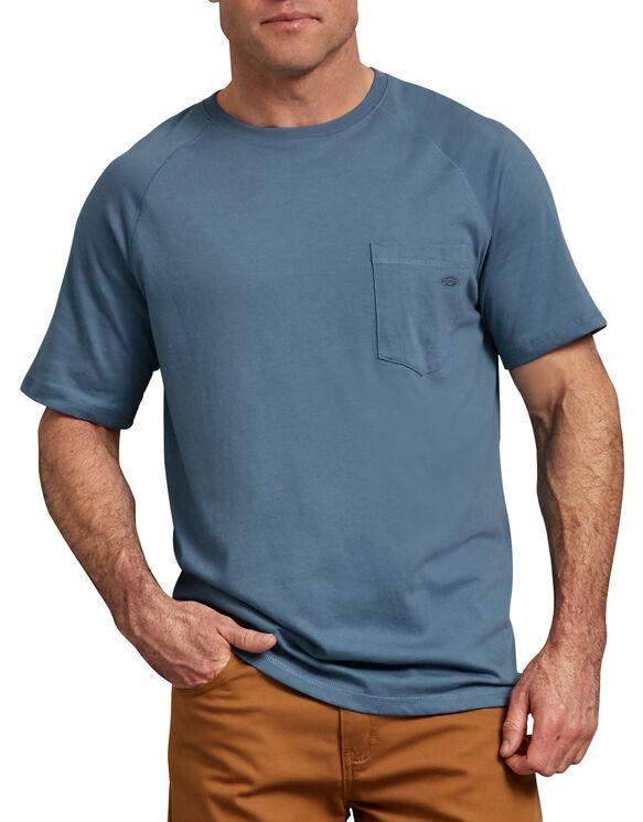 T-shirt à manches courtes Temp-iQ™ Performance - Dusty Blue (DL)