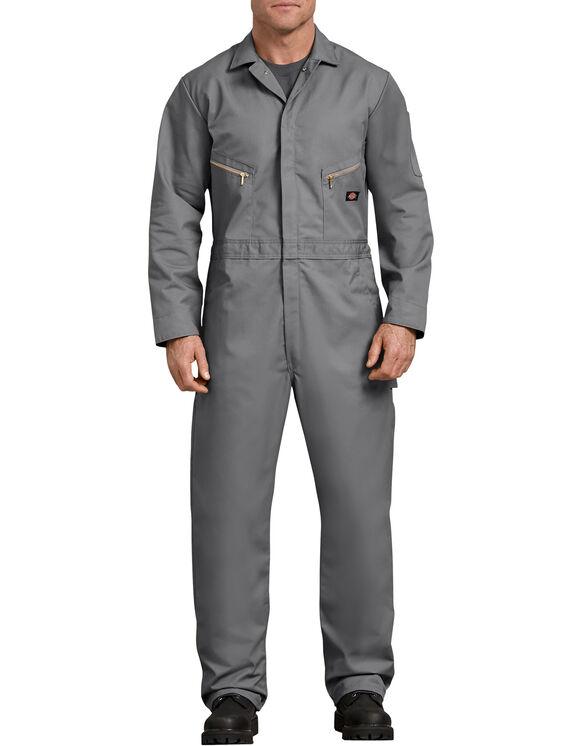 Combinaison de luxe en tissu mixte - Gray (GY)