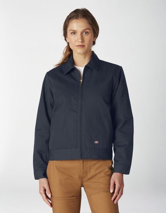 Manteau isotherme Eisenhower pour femmes - Dark Navy (DN)