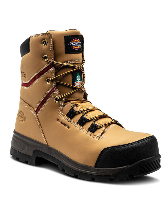 "8"" Tractus Boot - TAN (TN)"