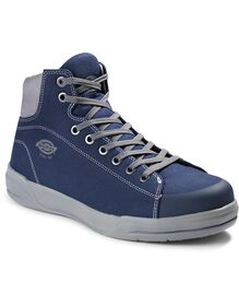 Men's Supa Dupa Steel Toe High Top Shoes - Mood Indigo Blue (SMD)