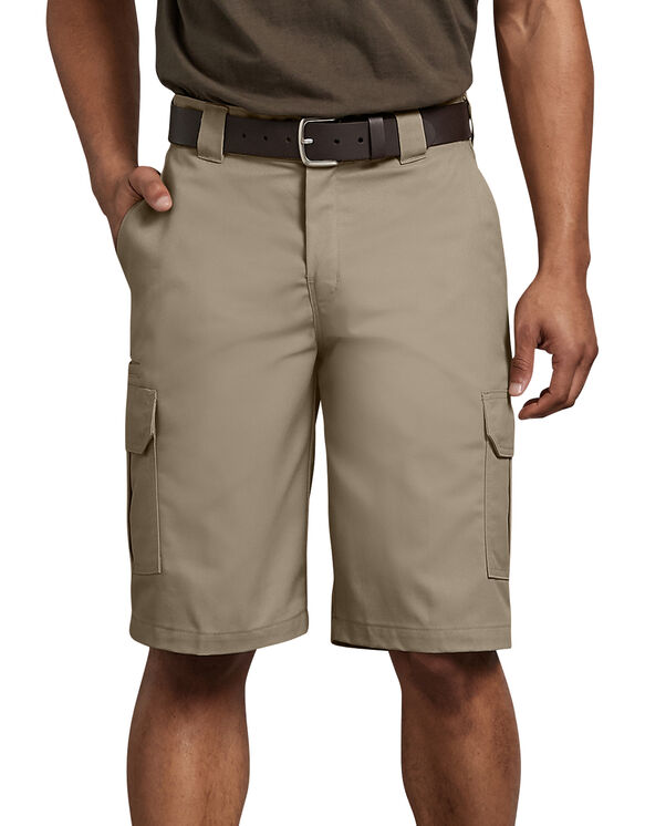 "Flex 11"" Regular Fit Cargo Short - Desert Khaki (DS)"