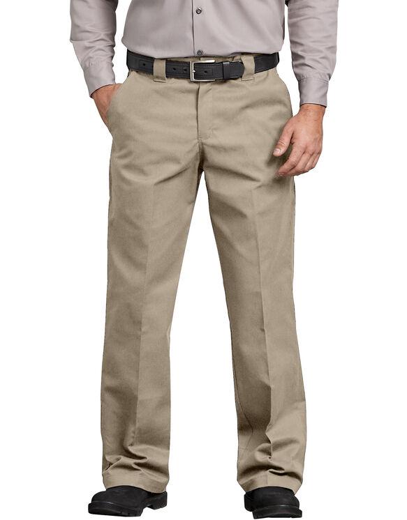 Pantalon de travail à taille élastique - Sable du désert (DS)