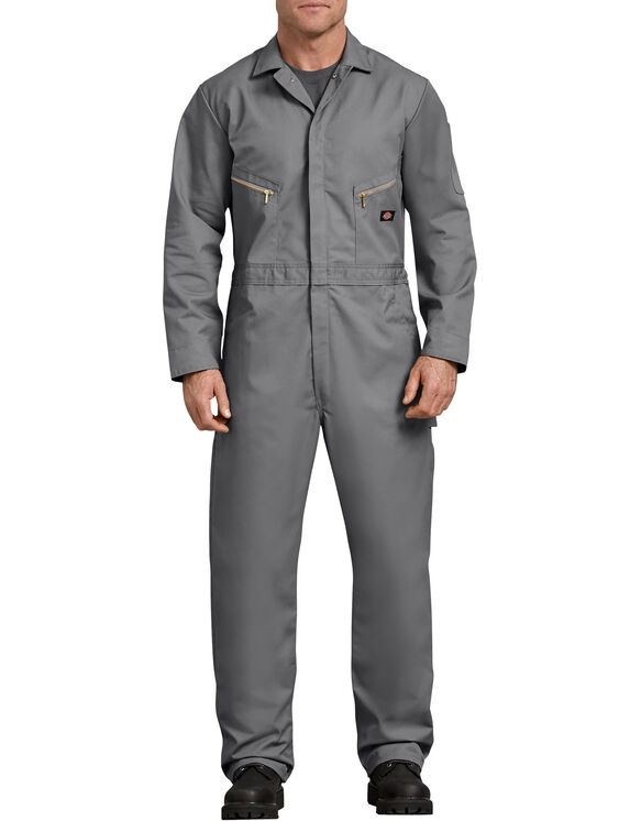 Deluxe Blended Coveralls - Gray (GY)