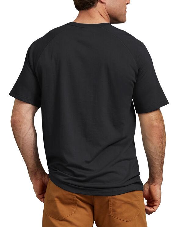 T-shirt à manches courtes Temp-iQ™ Performance - Black (BK)
