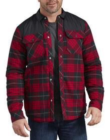 Veste-chemise en flanelle - English Red/Black Plaid (LKP)
